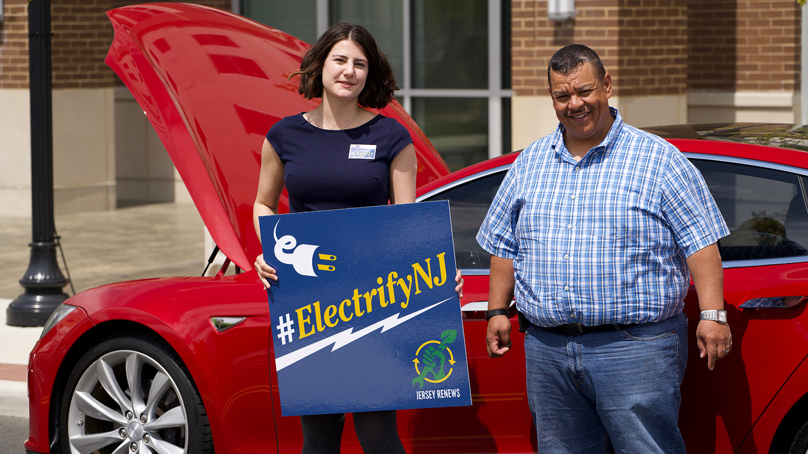 <h4>TO GET TO ZERO CARBON: ELECTRIFY CARS</h4><h5>We're calling for all new cars to be electric by 2035.</h5>